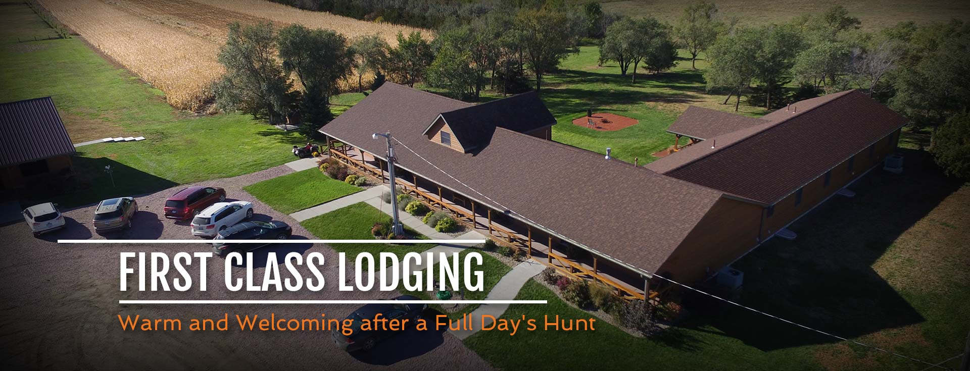 South Dakota Pheasant Hunting Lodge