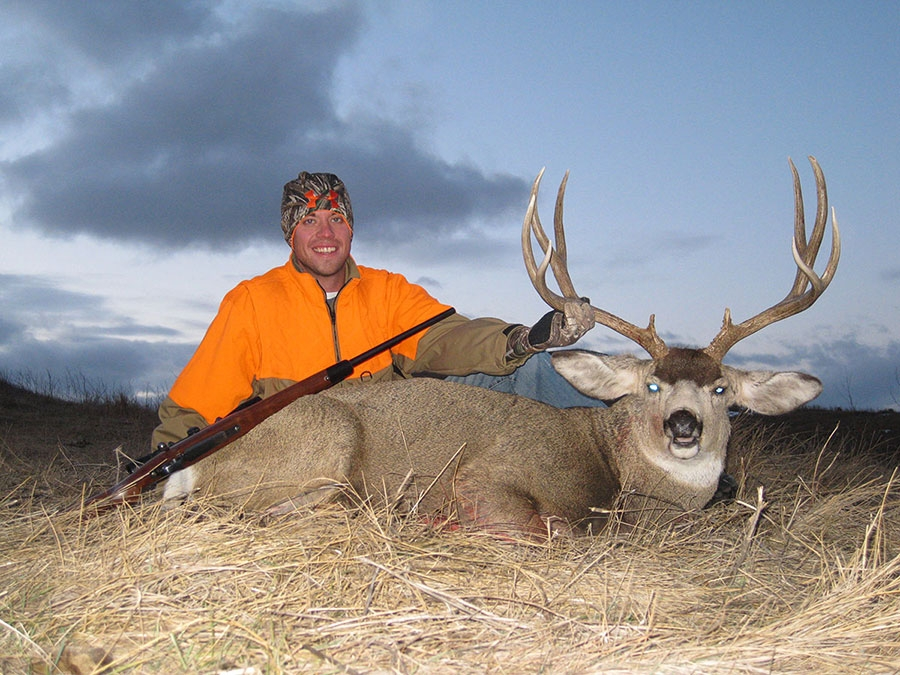 Trophy Mule Deer Hunts