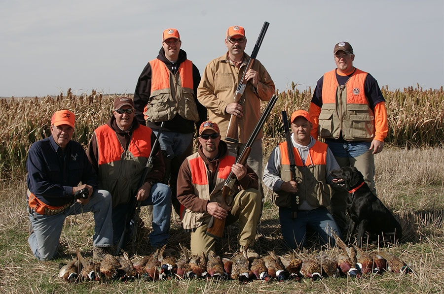 About The Pheasant Hunts