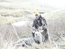 Dick Kulbel from Yankton, SD shot out of the infamous Bowl.